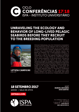 Unraveling the ecology and behavior of long-lived pelagic seabirds before they recruit to the breeding population