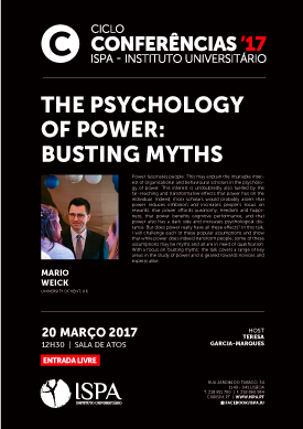 The Psychology of Power: Busting Myths