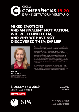 Mixed emotions and ambivalent motivation: where to find them, and why we have not discovered them earlier